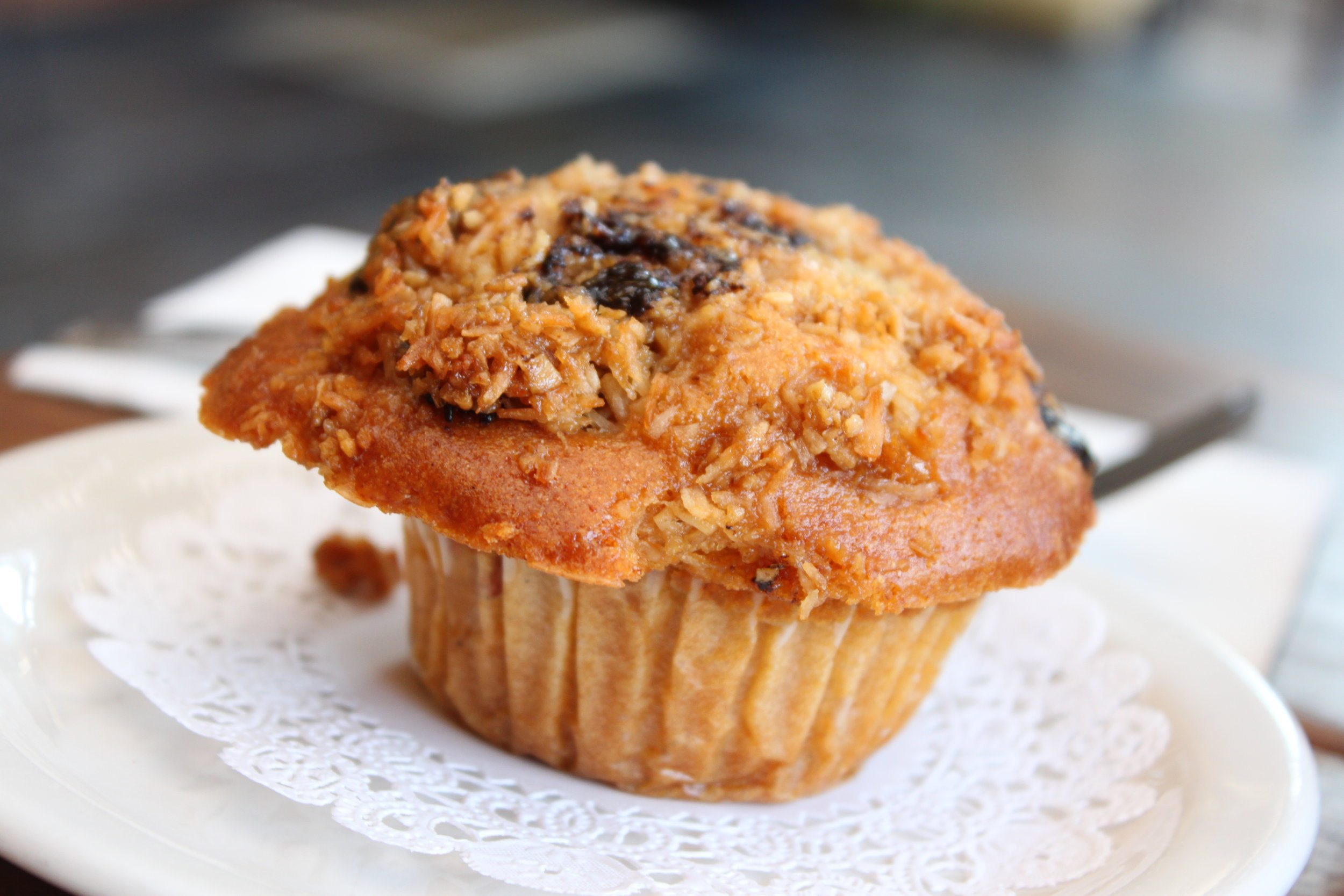 The Yellow Deli Muffins