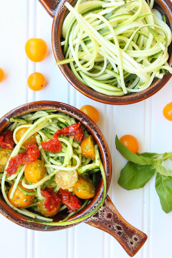 zucchini pasta-eleven
