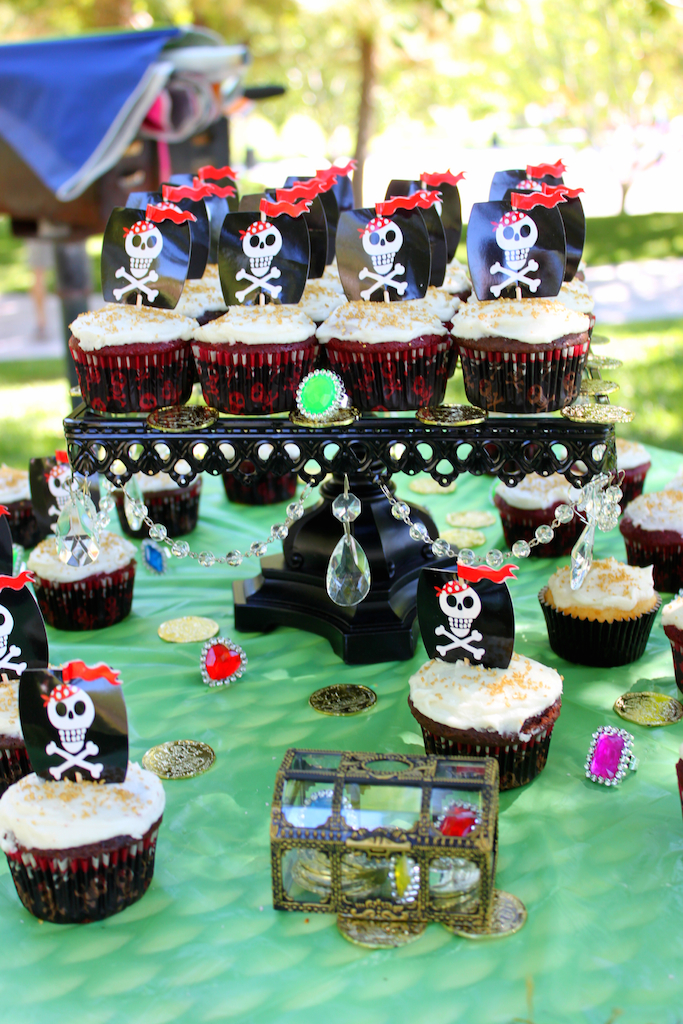Pirate & Pixie Party- The Diva Dish http://thediva-dish.com