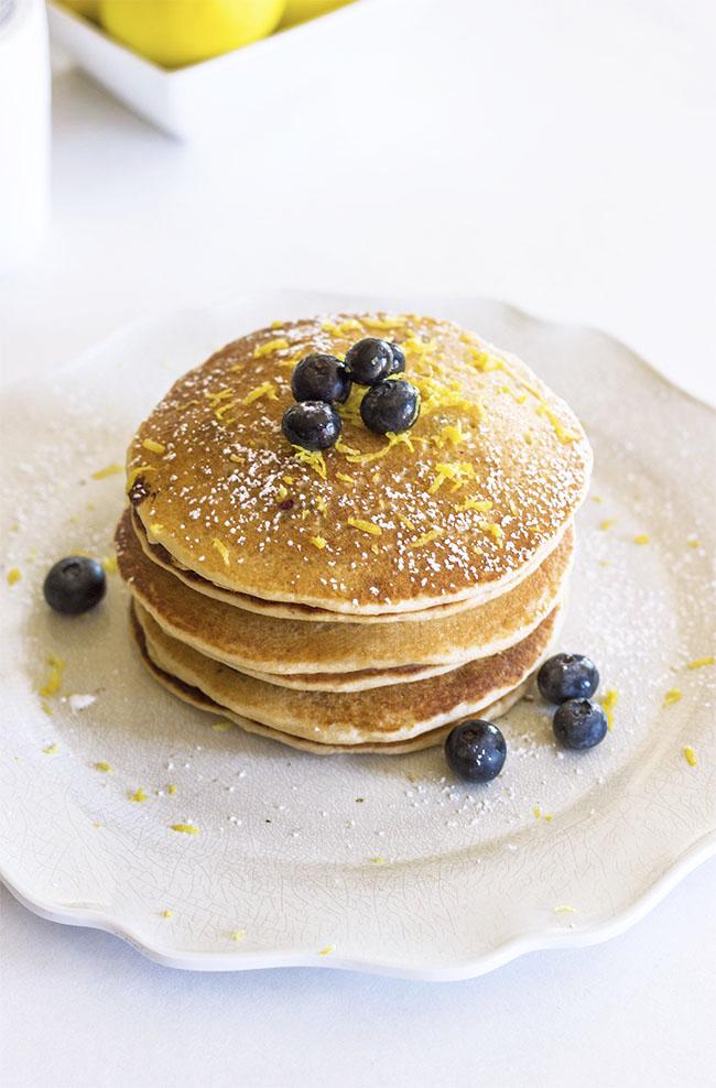 vegan-healthy-buttermilk-pancake-natural-recipe