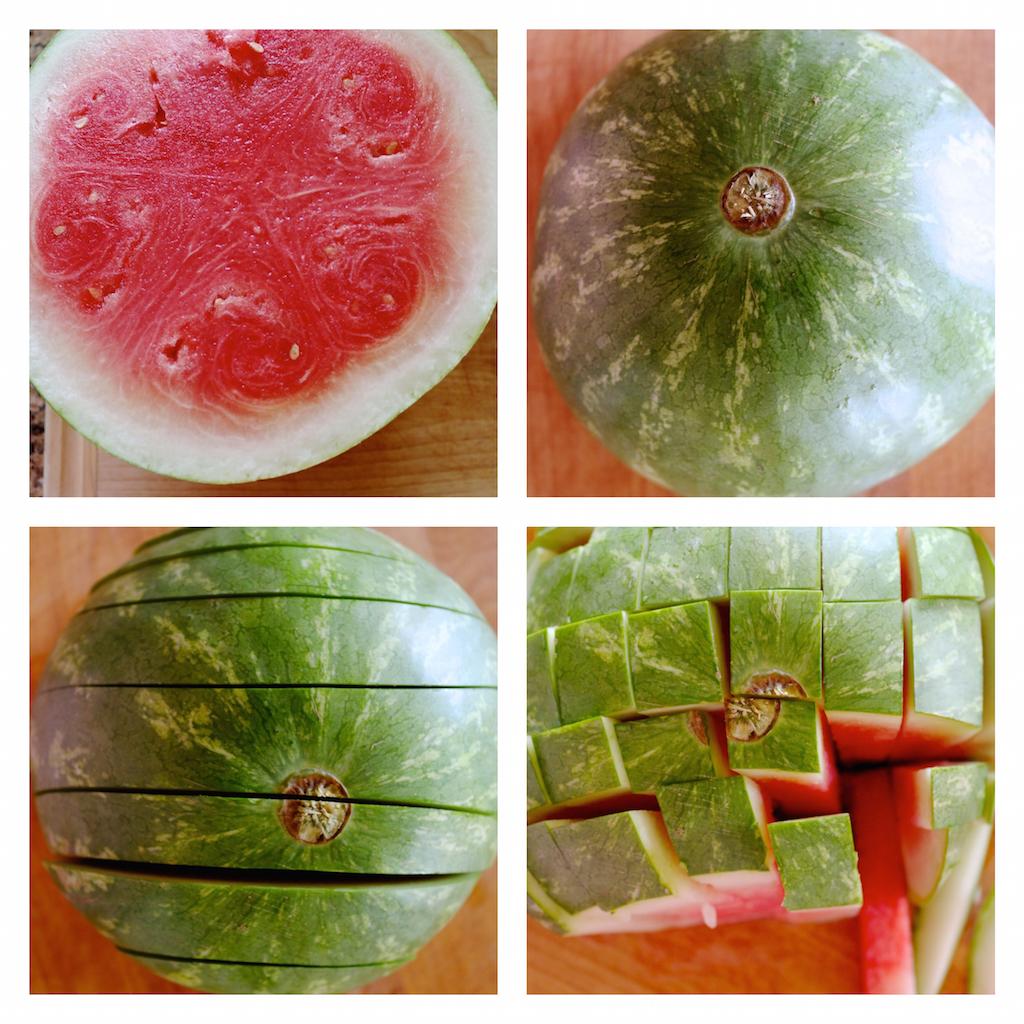 howtocutawatermelon
