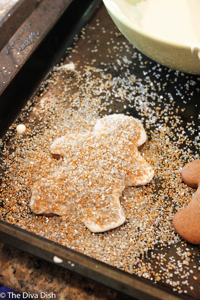 The BEST Gingerbread Cookies via The Diva Dish