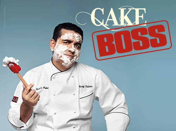 CAKE BOSS: SEASON 3   Production Assistant, High Noon Entertainment