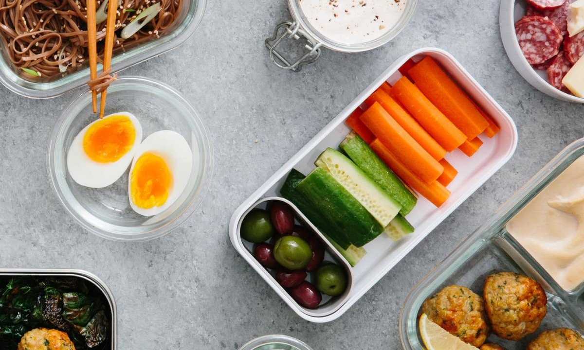 FURTHERMORE FROM EQUINOX  Healthy Meal Prep Reset: Bento Boxes, November 2017