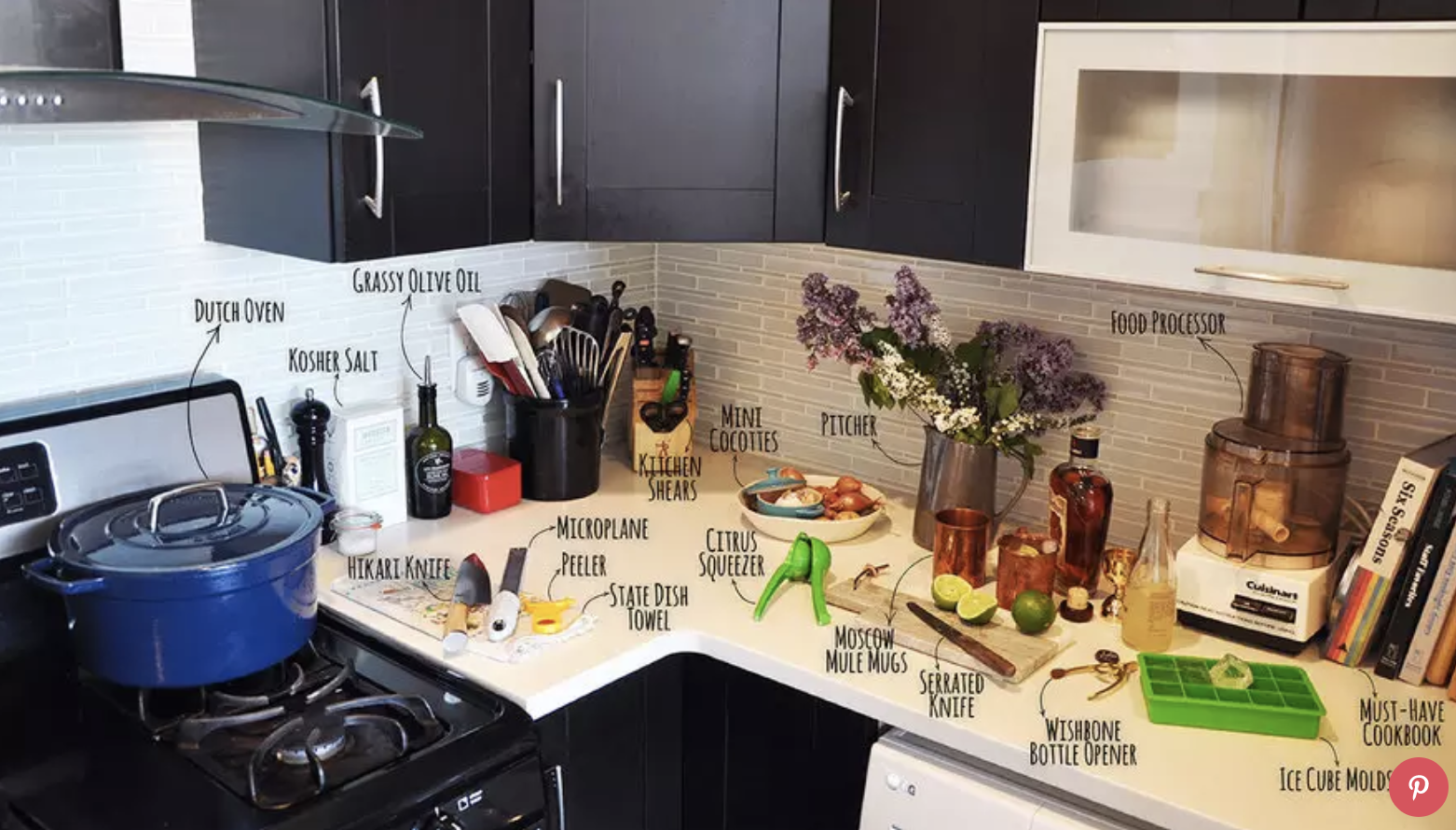 FOOD & WINE MAGAZINE  Inside a Food & Wine Editor's Real Kitchen: 17 Essential Tools to Make Your Kitchen Your Happy Place, May 2017