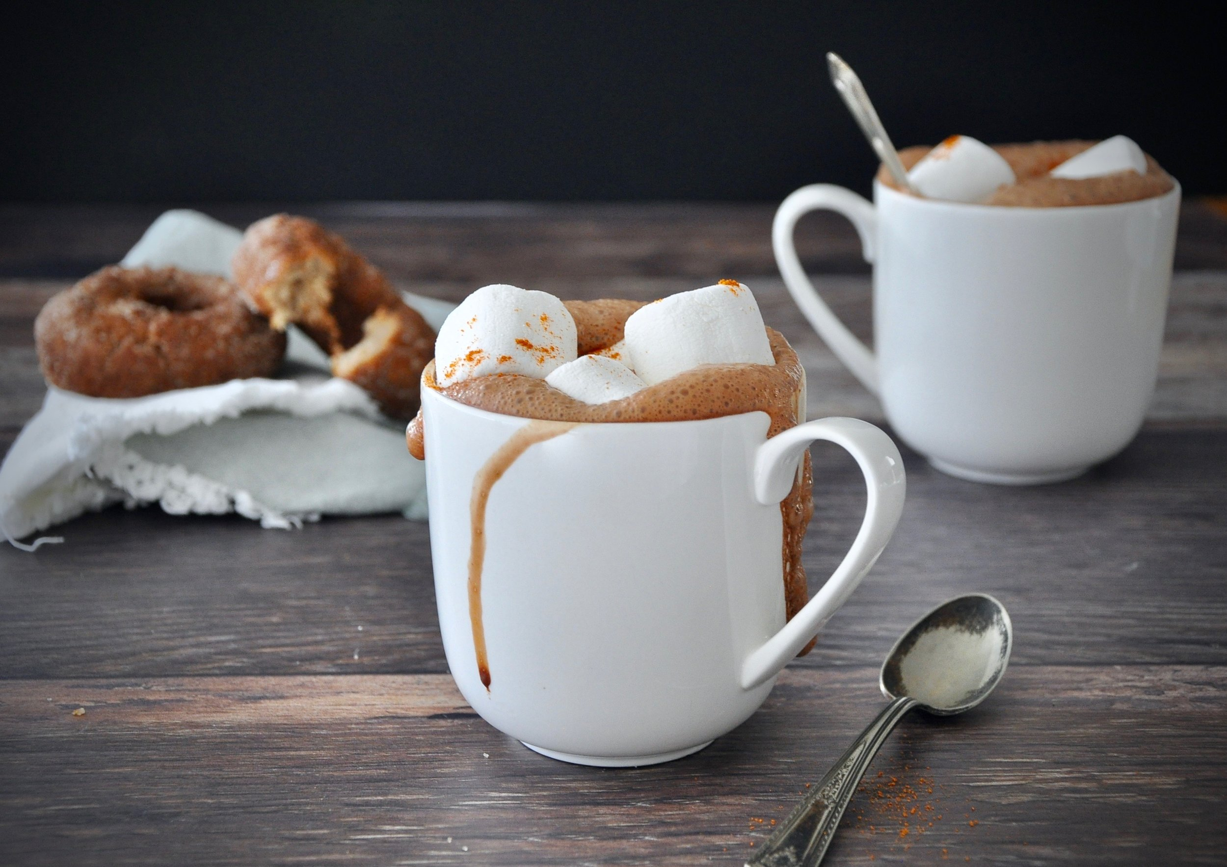 SPIKED MEXICAN HOT CHOCOLATE  Private Consulting Client