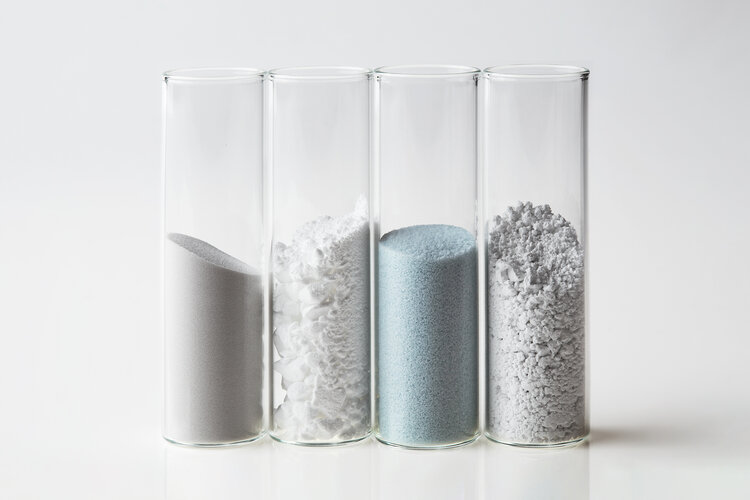 In the early 1990's, there were very few reliable sources of raw calcium phosphate powders and granules. Consequently, Himed spent three decades perfecting the production of such materials to become a global supplier to implant manufacturers and research labs.