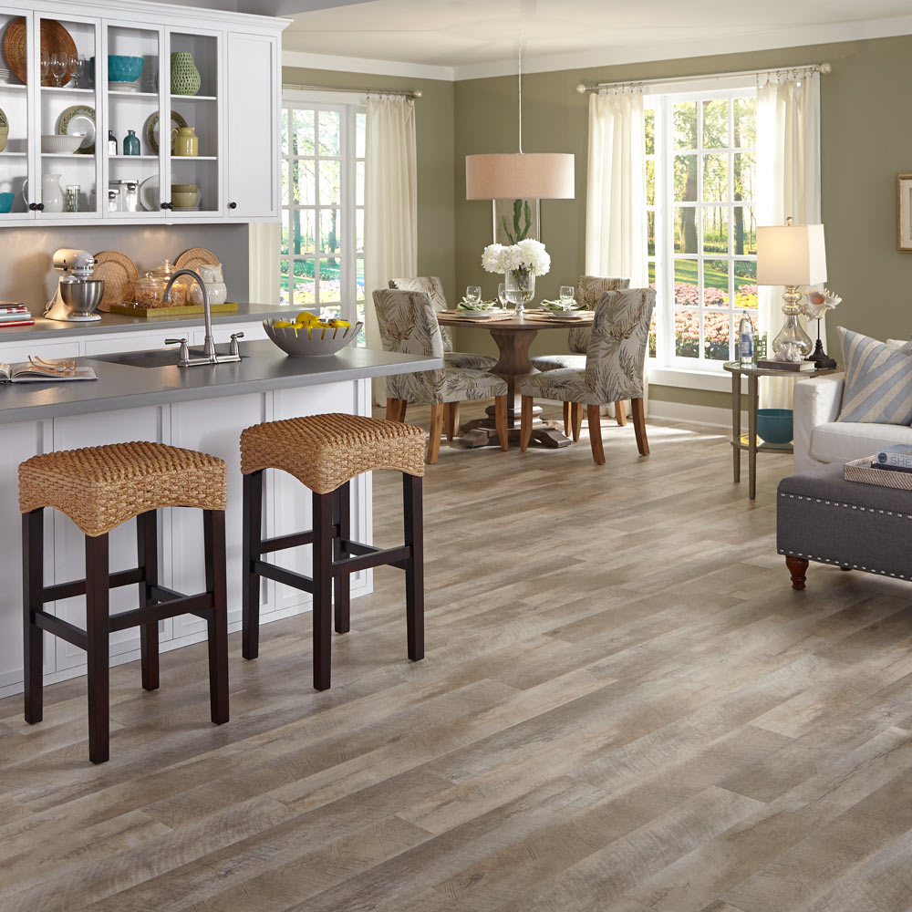 Select the Right Flooring for your space -