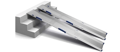 Photo of telescopic ramp by Upside Innovations