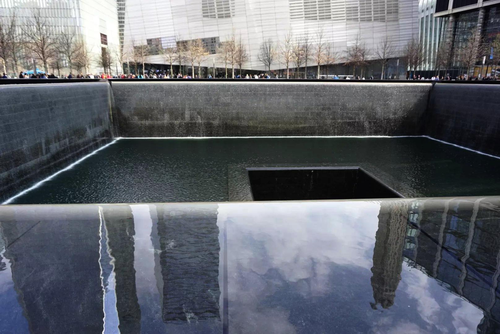 Saturday April 15th 2017. 9/11 Memorial