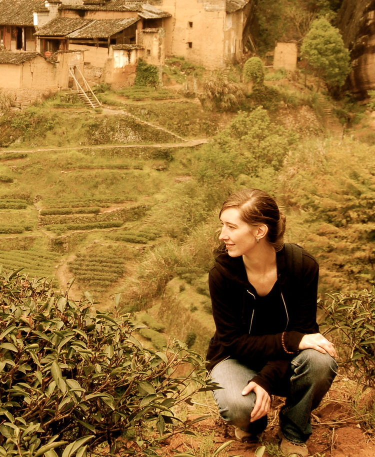 Me, Wuxi Mountains, China c. 2007, at the beginning of my entrepreneurial life.