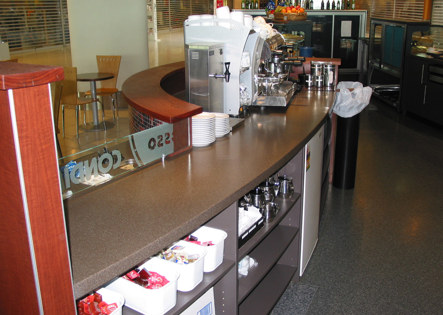 Robert Harris Coffee Shop
