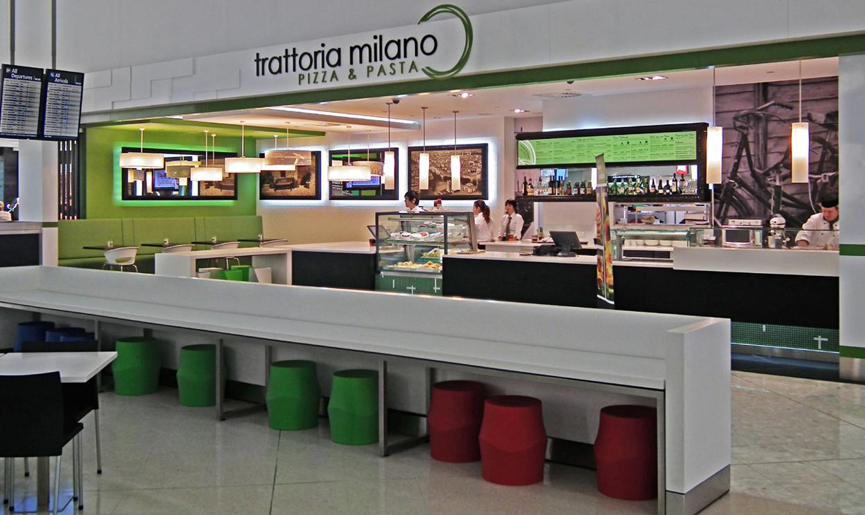 Trattoria Milano