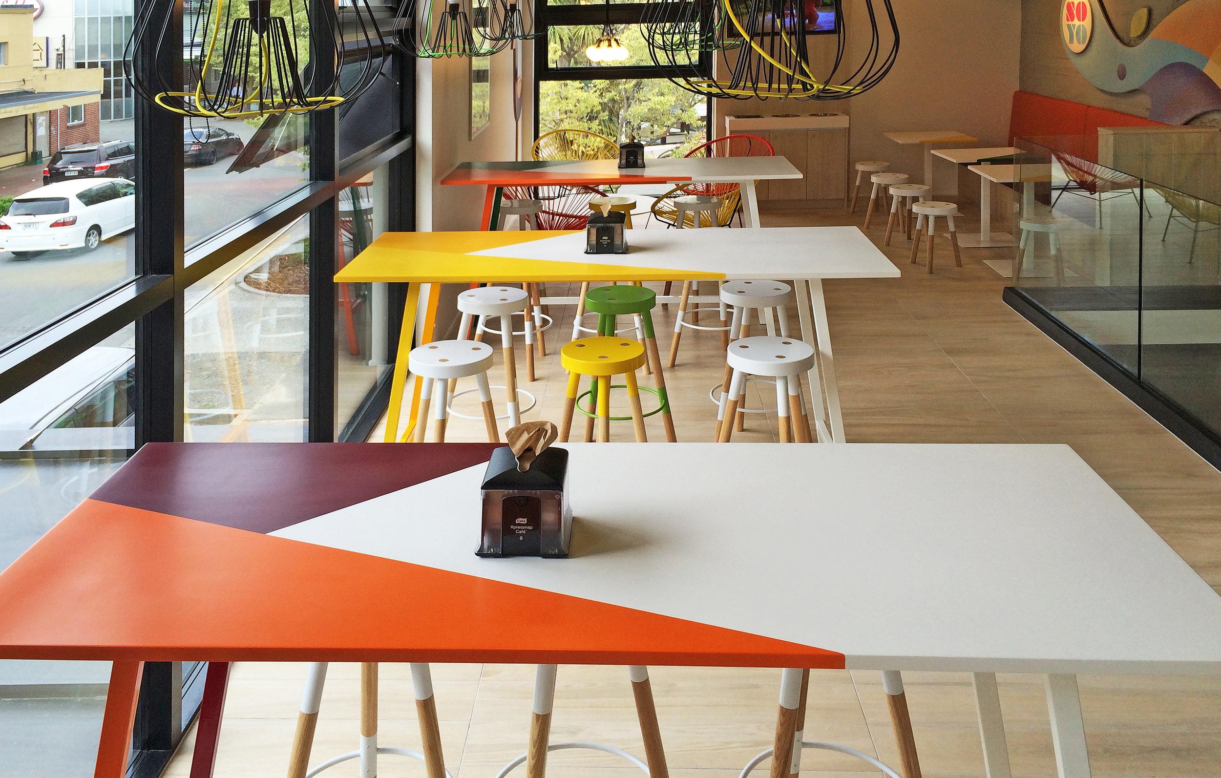 Soyo tables