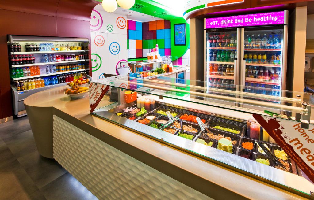 Healthy Habits Christchurch Airport
