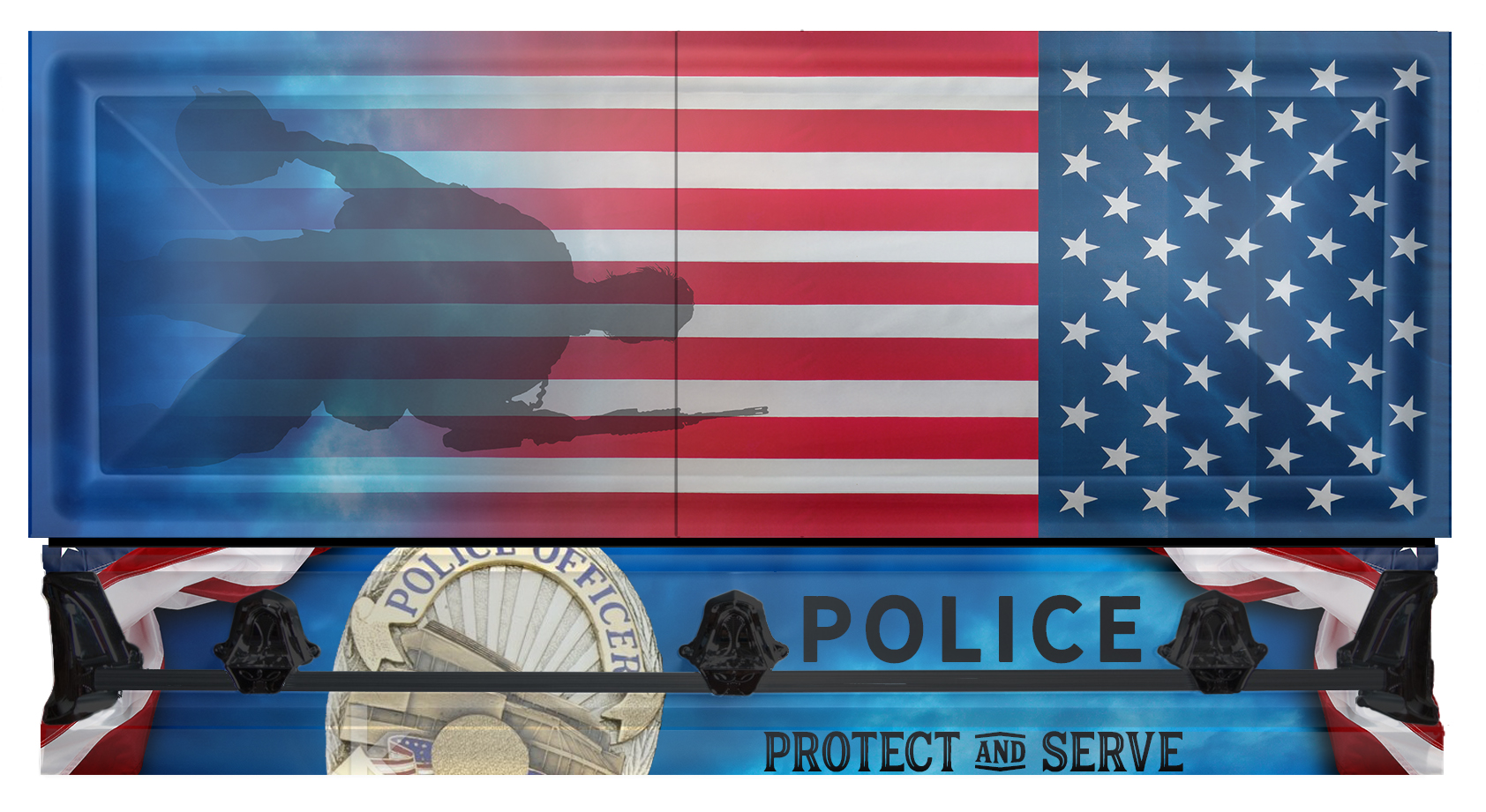 Police with Flag Top Casket Side and top view.jpg
