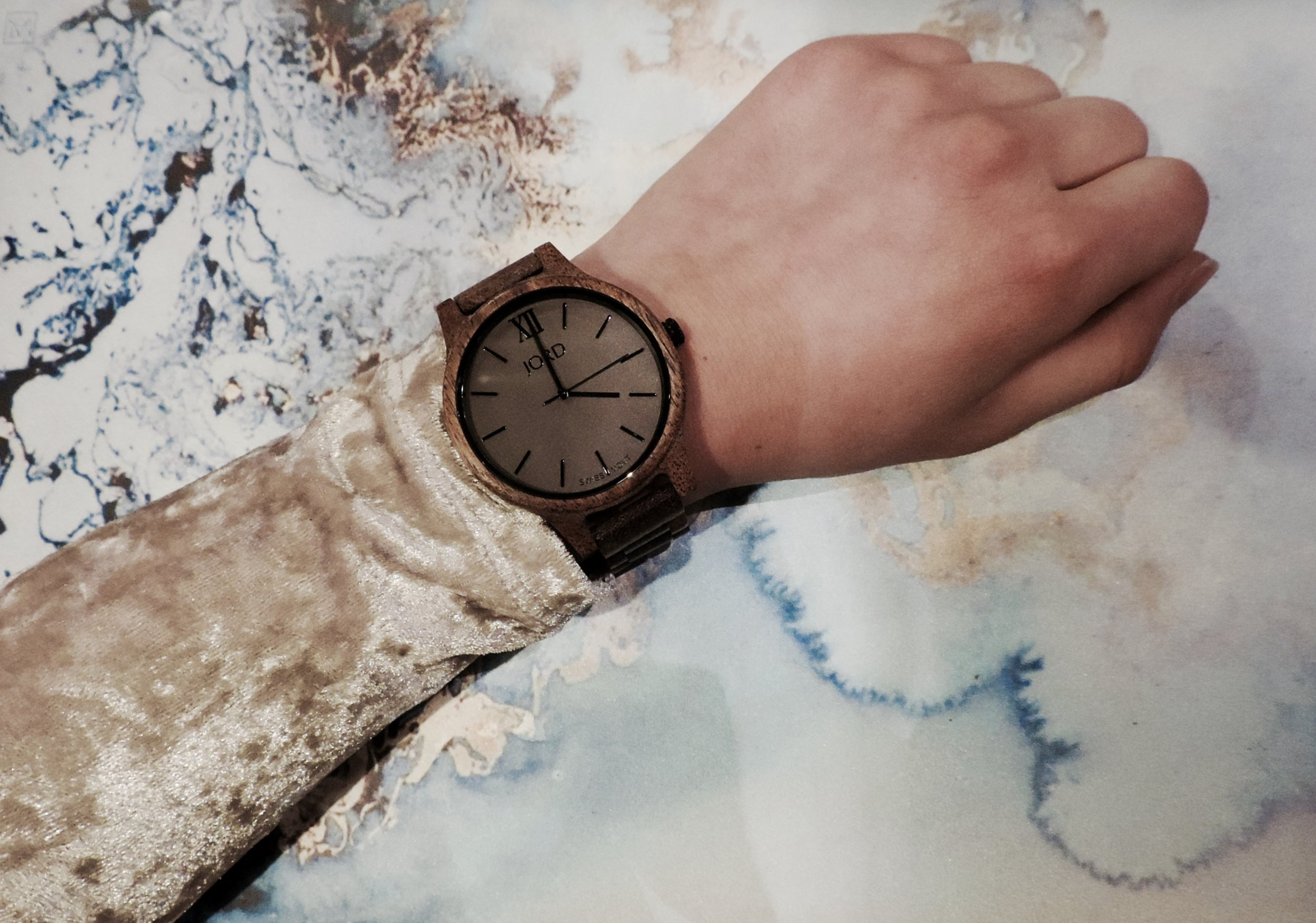 Isn't it the most beautiful watch ever?