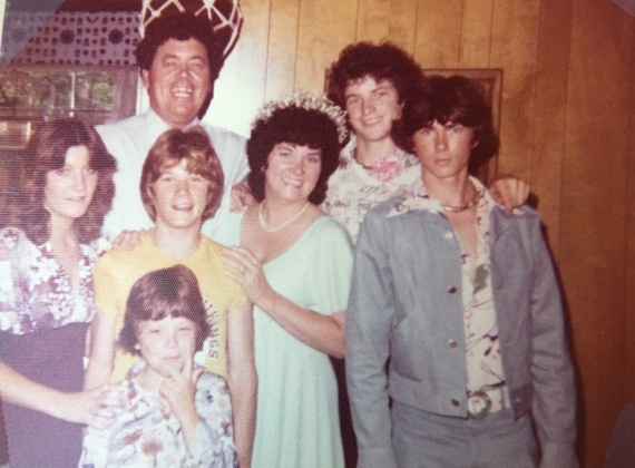 Rolane Grinnell (bottom left)
