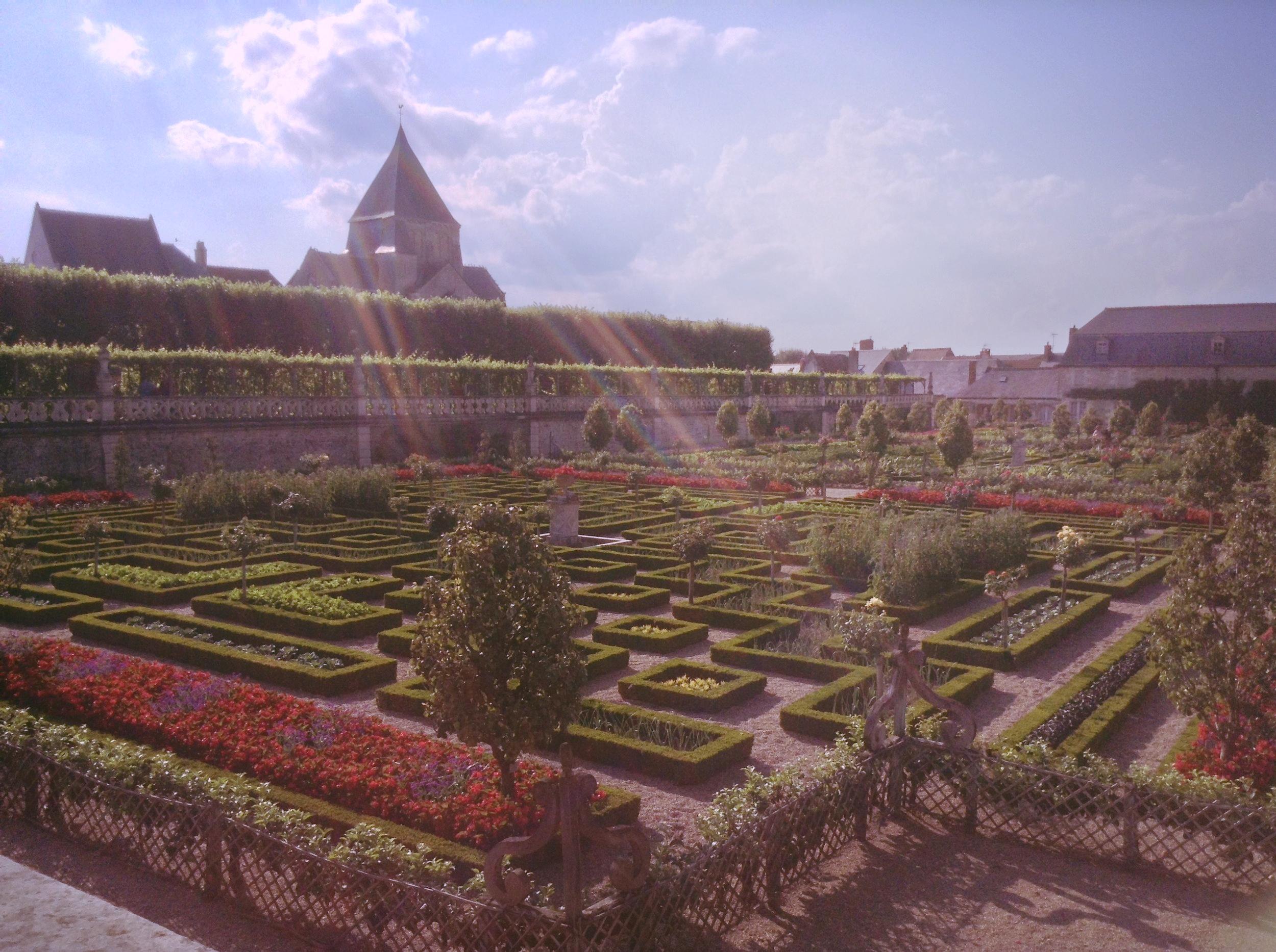 Château de Villandry @ France