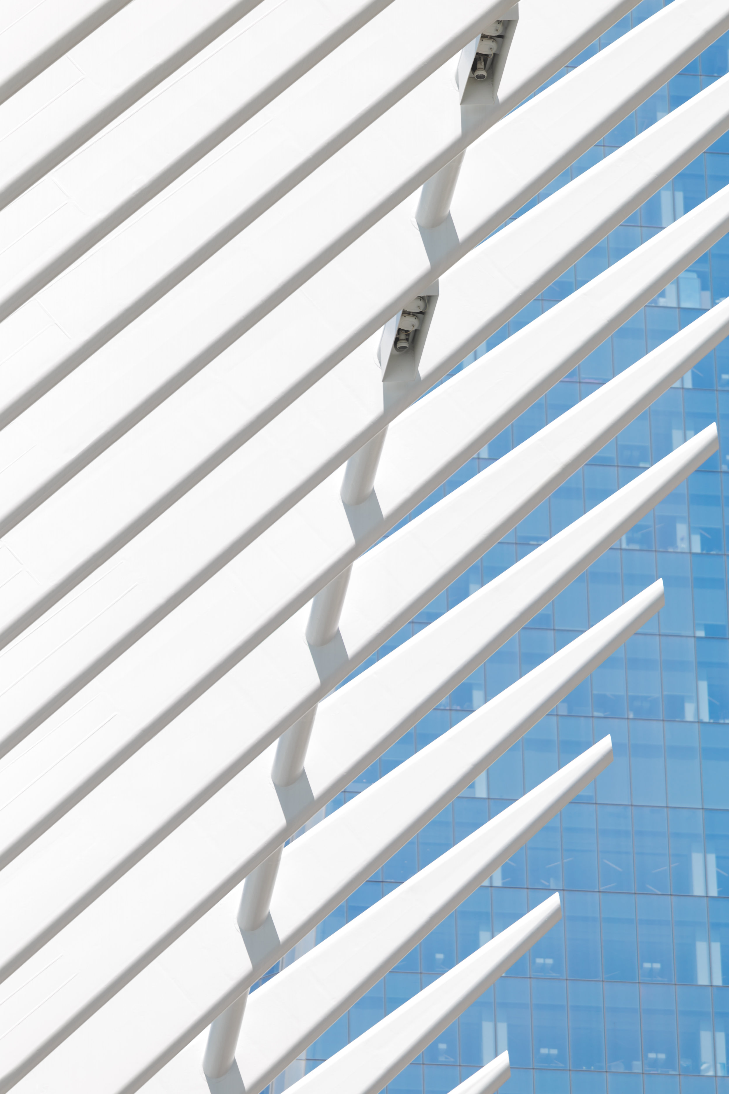 This adventure is mainly focusing on the architecture of the Oculus because ... its just astonishing!The approximately 14 billion dollar train station was designed by Spanish architect Santiago Calatrava and I must say, great job. This station is composed of both businesses with an open mezzanine under the National September 11 Memorial plaza.This is just one of the many beautiful works of art that Calatrava has created. Two of my favorite buildings created by Calatrava are the Turning Torsa and the Palau de les Arts Reina Sofia. If you are ever in Malmö, Sweden or Valencia, Spain you must see these two buildings. Hey, you never know, maybe you'll see my girlfriend and I there one day.