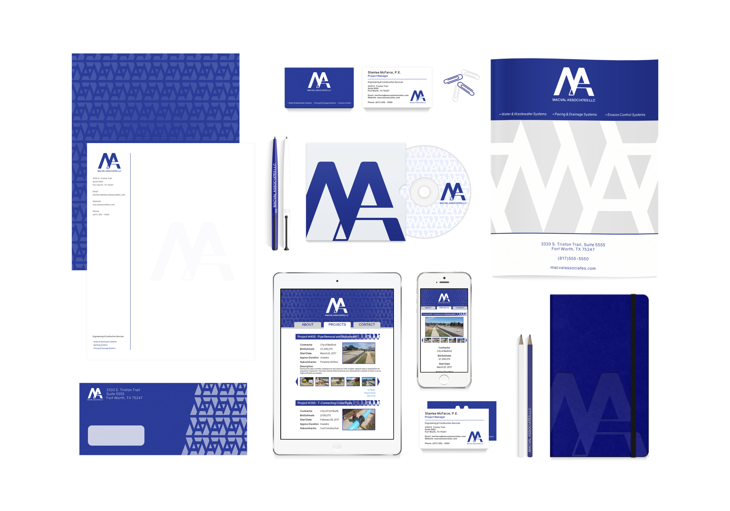 Stationary Sets & Brand Identity Design - Do you have an idea that you need to put in a digital or online format? We can develop a set of stationary (business cards, letterheads, ephemera)or brand identity assets to give your business that extra-professional feel.
