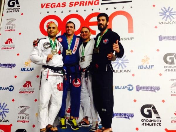 IBJJF Vegas Spring Open Jiu Jitsu Championship