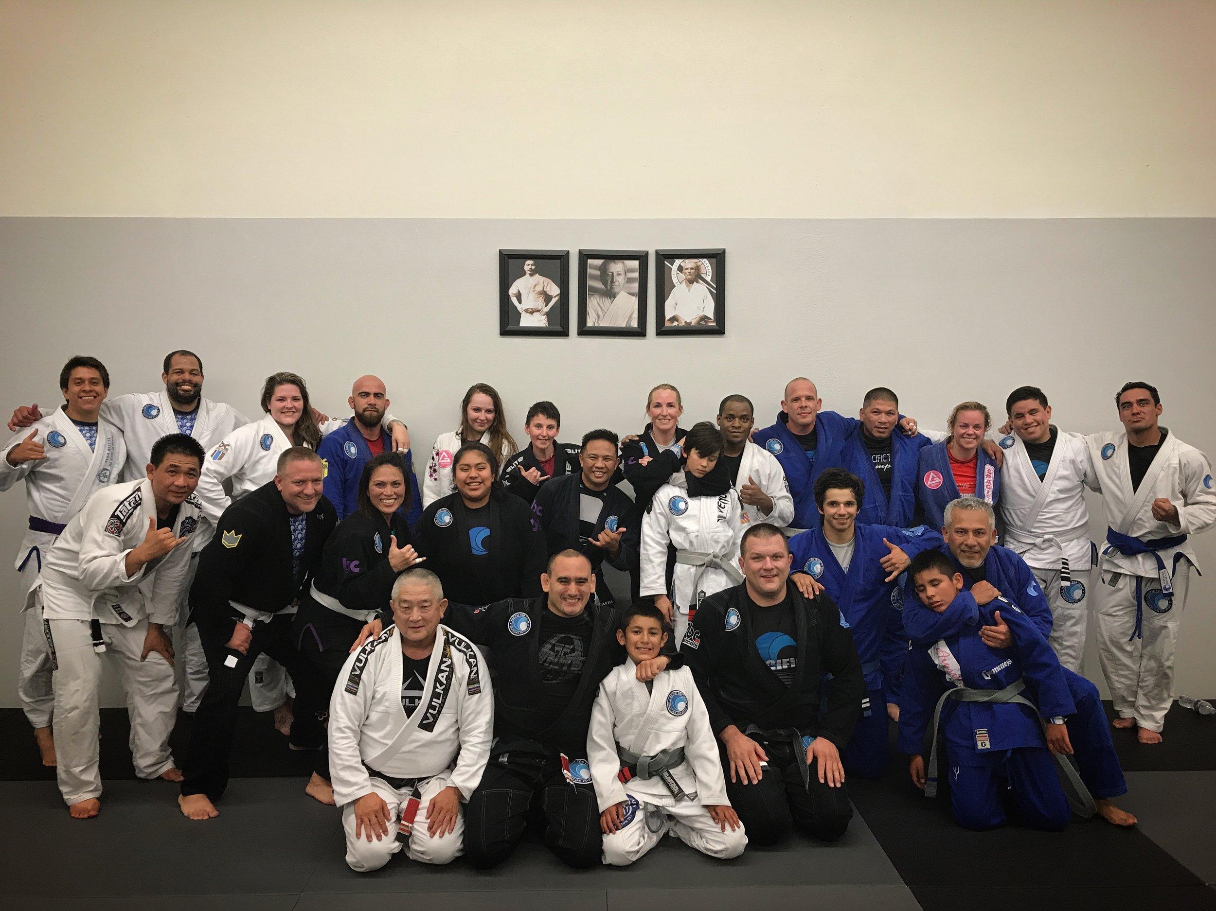 Super Rolling at Pacific Top Team Brazilian Jiu Jitsu Corona