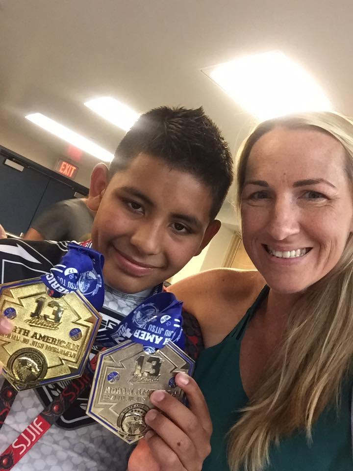 kids Bjj champions