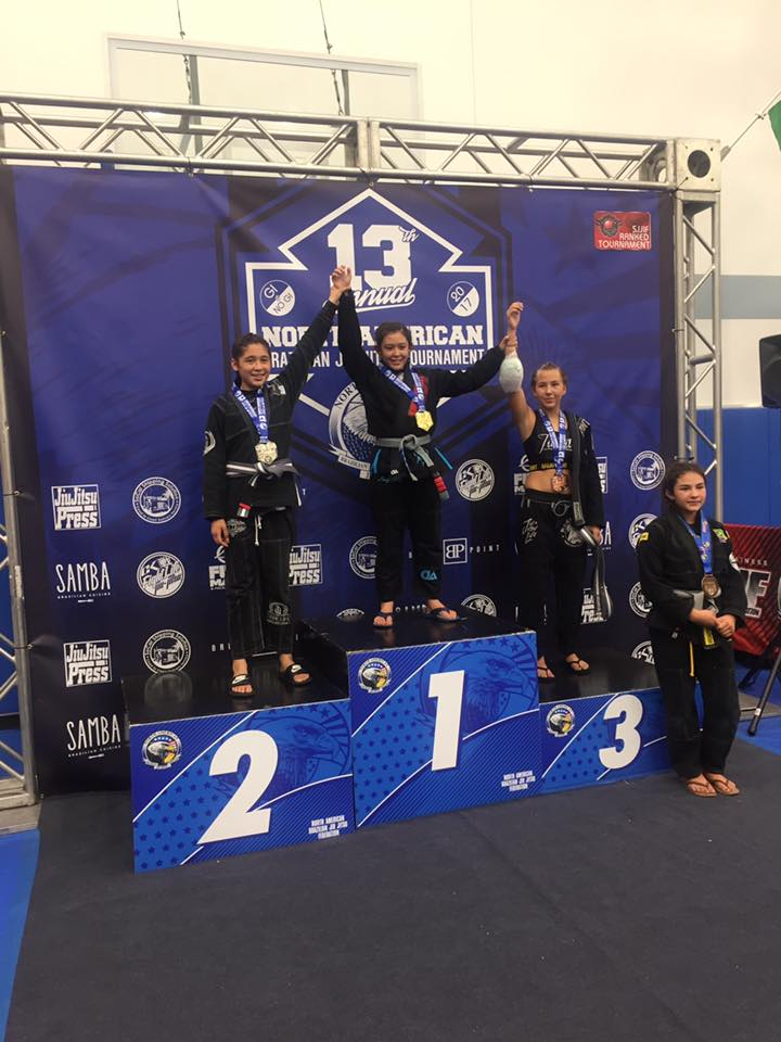princess jiu jitsu champion