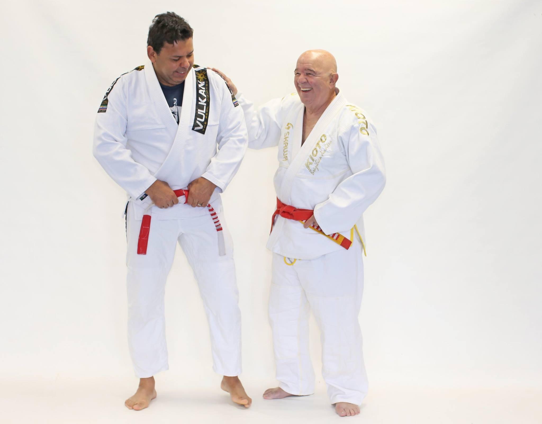 Master Joe Moreira & GrandMaster Francisco Mansor