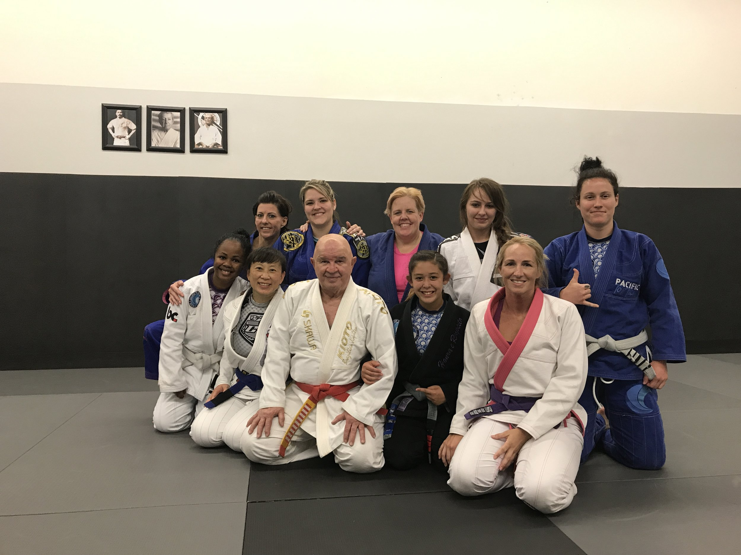 Grand Master Women Only Self Defense Class