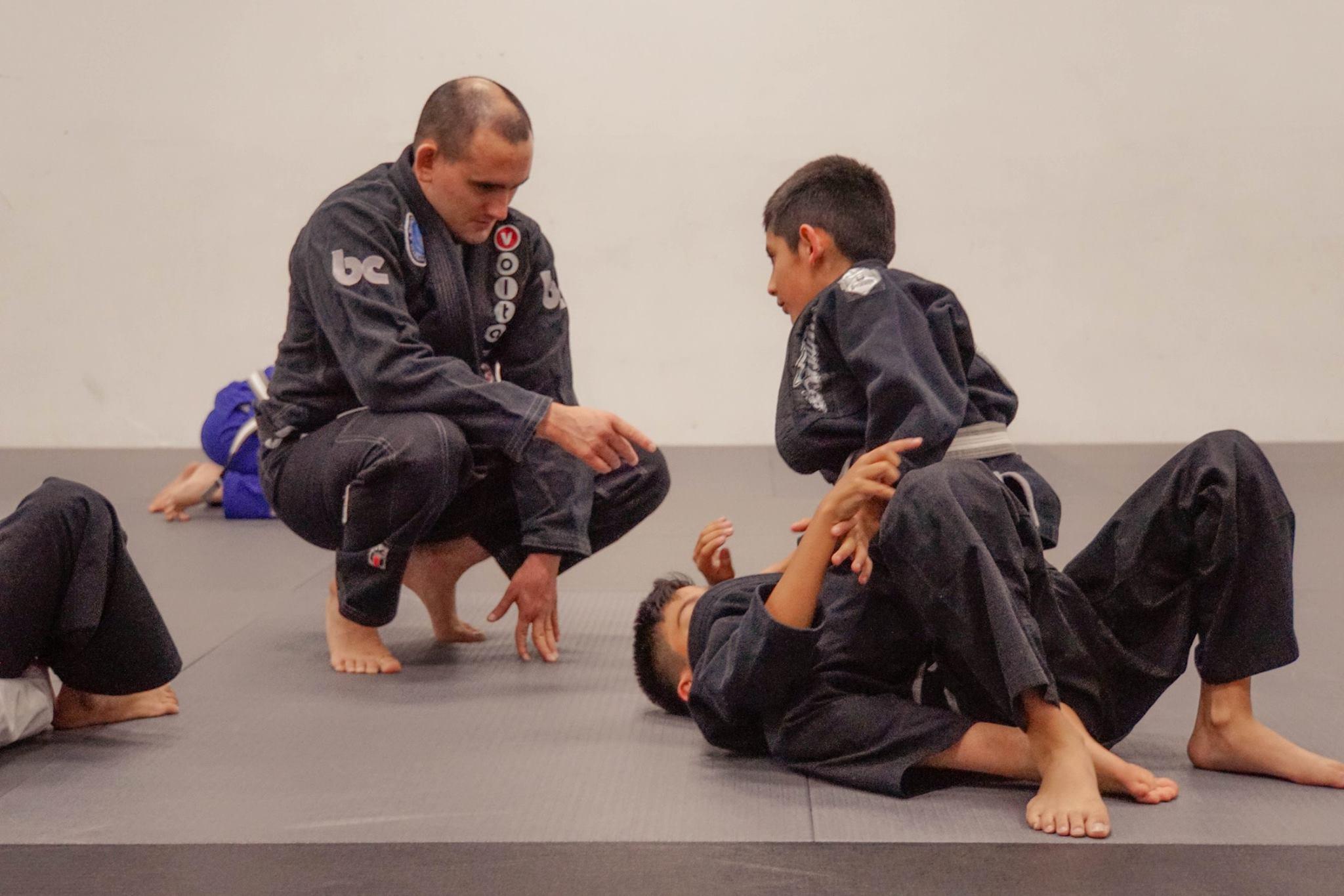 Kids Jiu Jitsu Classes in Corona