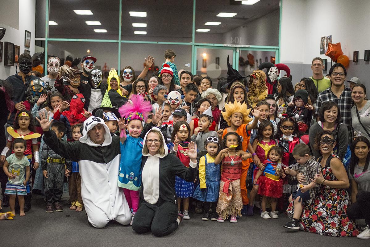 jiu jitsu halloween party in corona