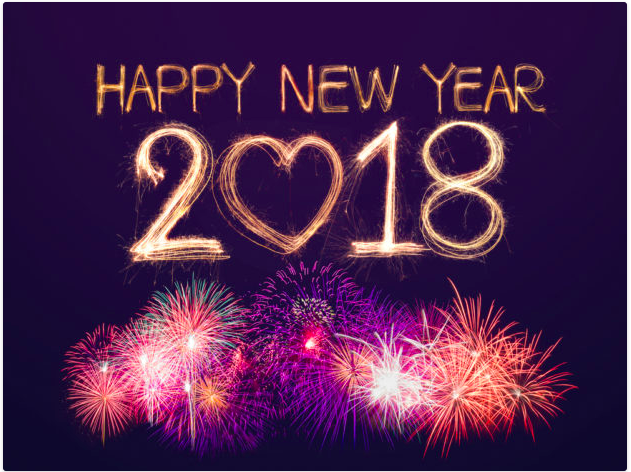 Pacific Top Team Brazilian Jiu Jitsu wishes you the best in 2018!! New Year, New Goals!!