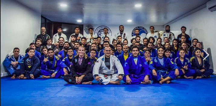 Brazilian Jiu Jitsu Corona