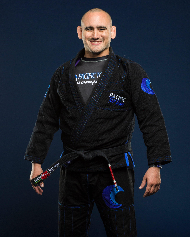 Juan Pablo Garcia Brazilian Jiu Jitsu Corona head instructor