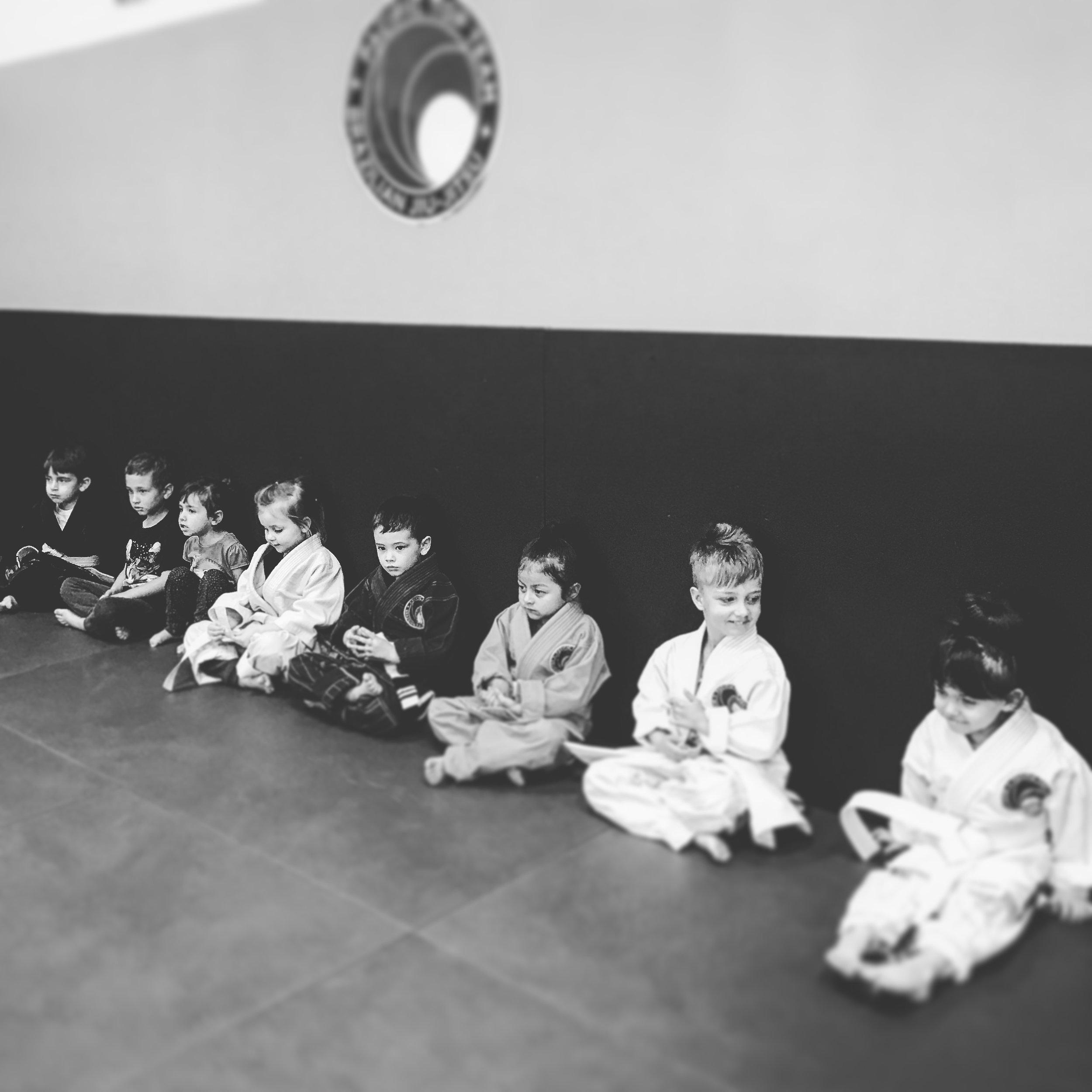 Kids Jiu Jitsu Corona