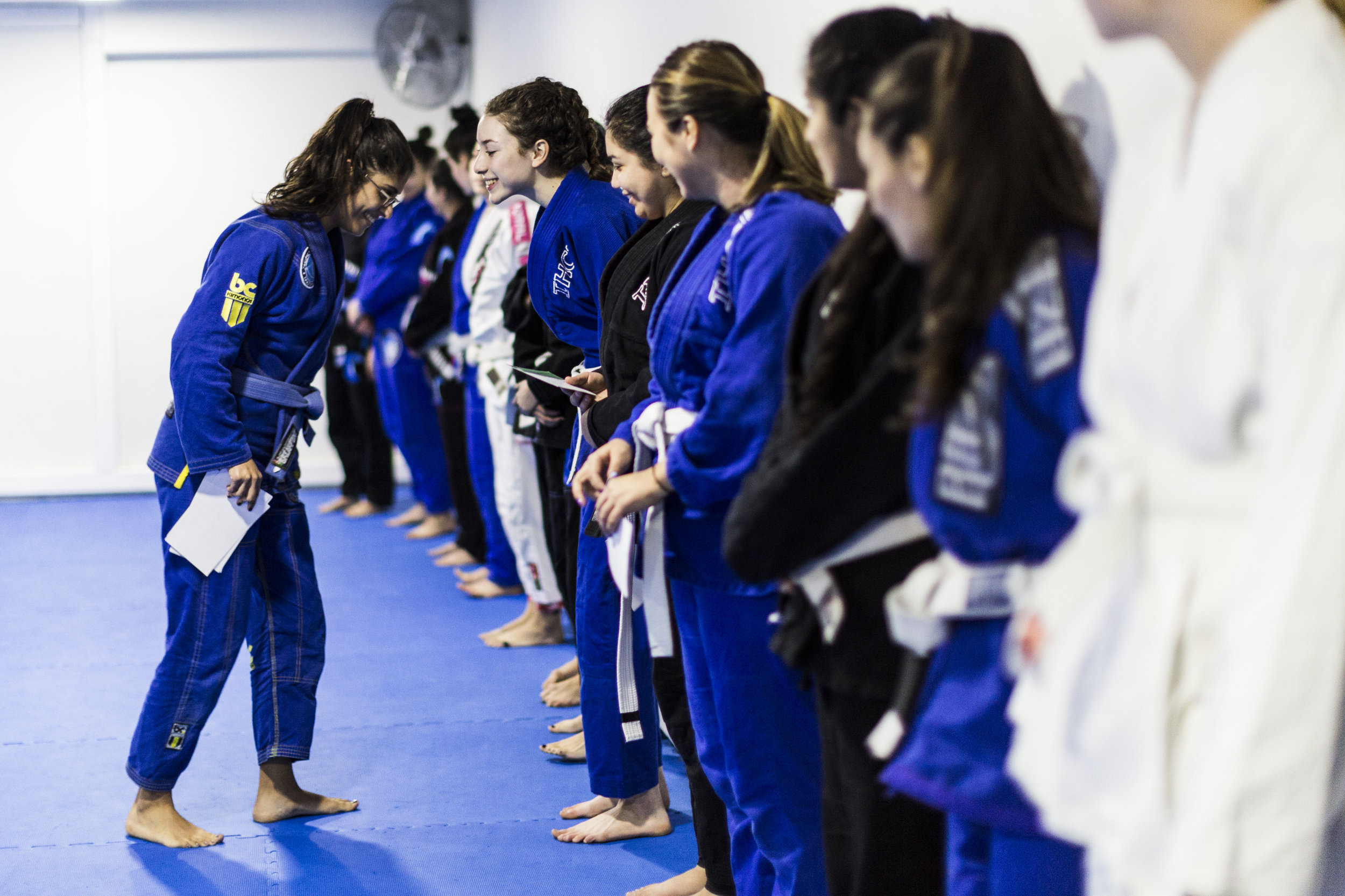 If you are interested in our Women Only Jiu Jitsu, please   Click Here  .