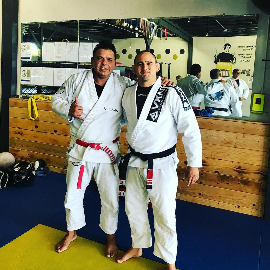 Master Joe Moreira jiu-jitsu seminar