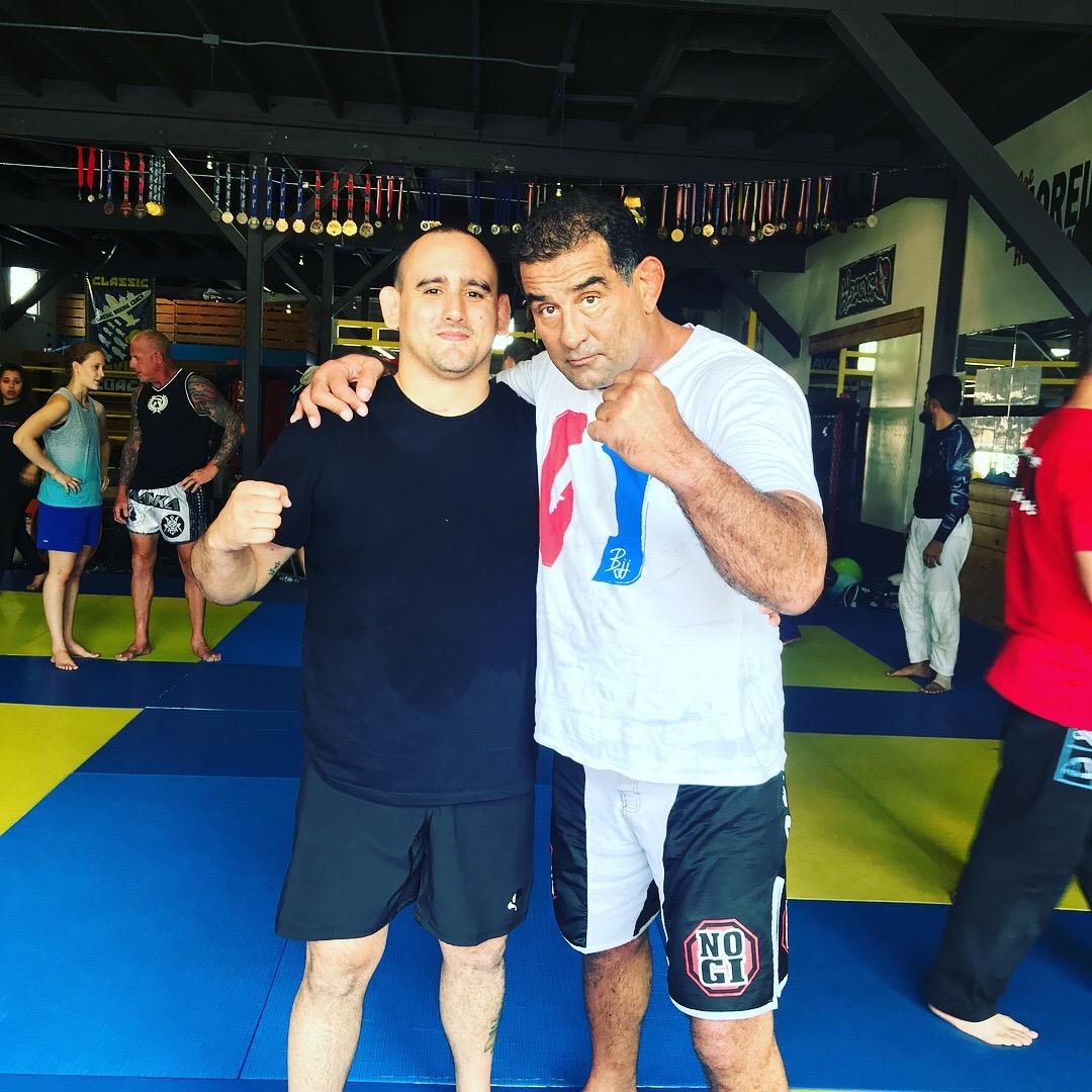 Marco Ruas MMA