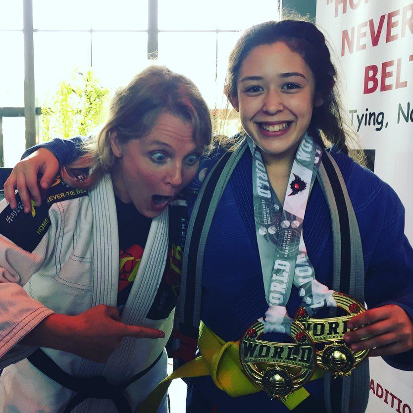 kid jiu jitsu world champion