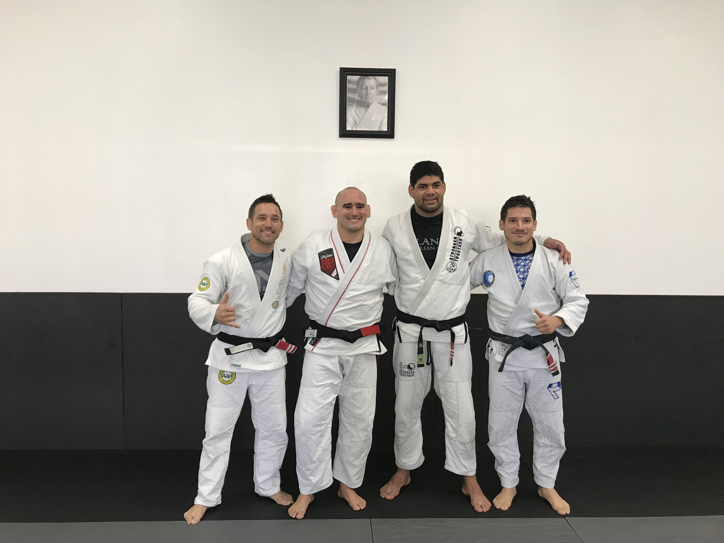 Black Belts BJJ CORONA
