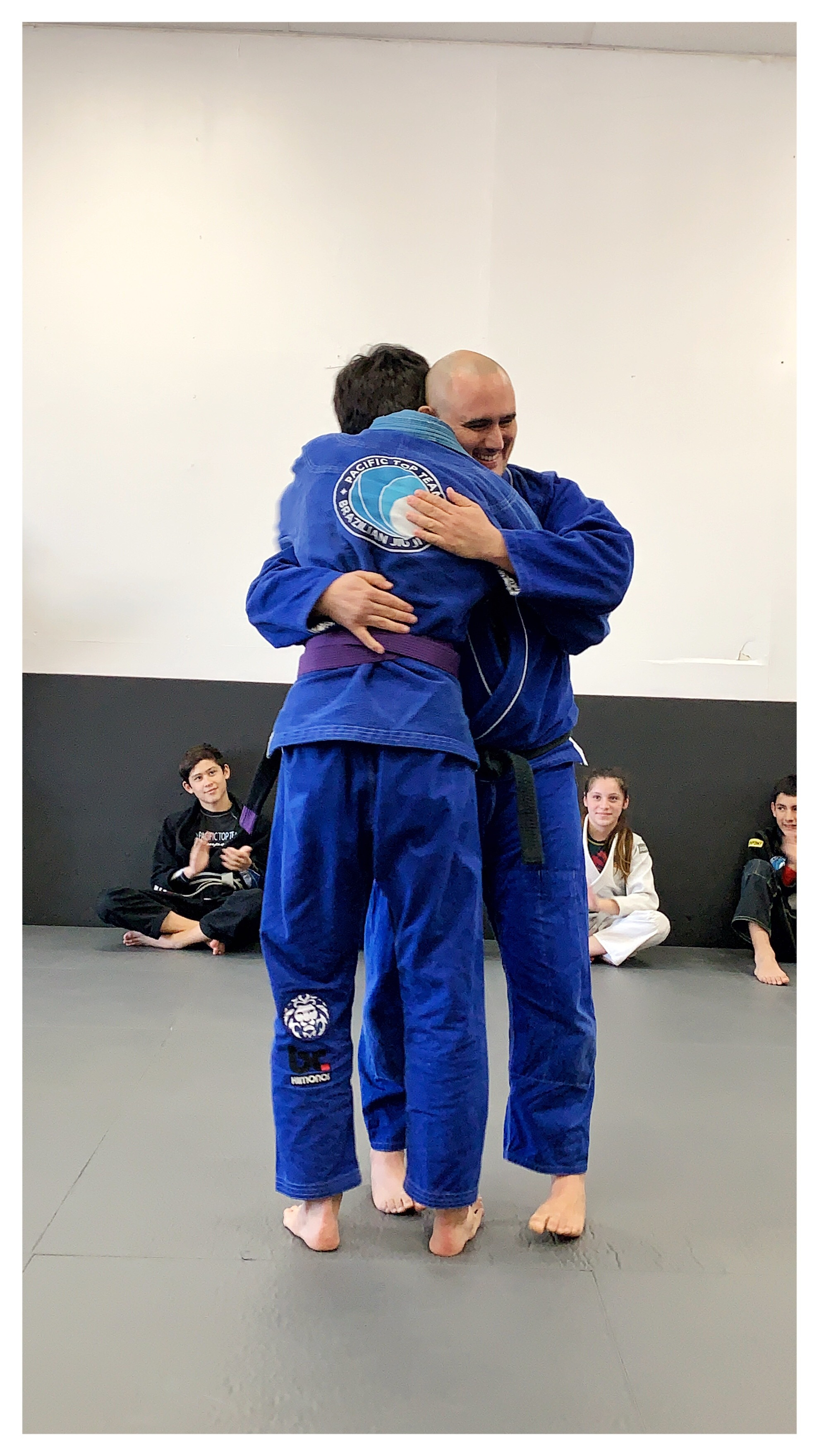 BRAZILIAN Jiu Jitsu PURPLE BELT PROMOTION