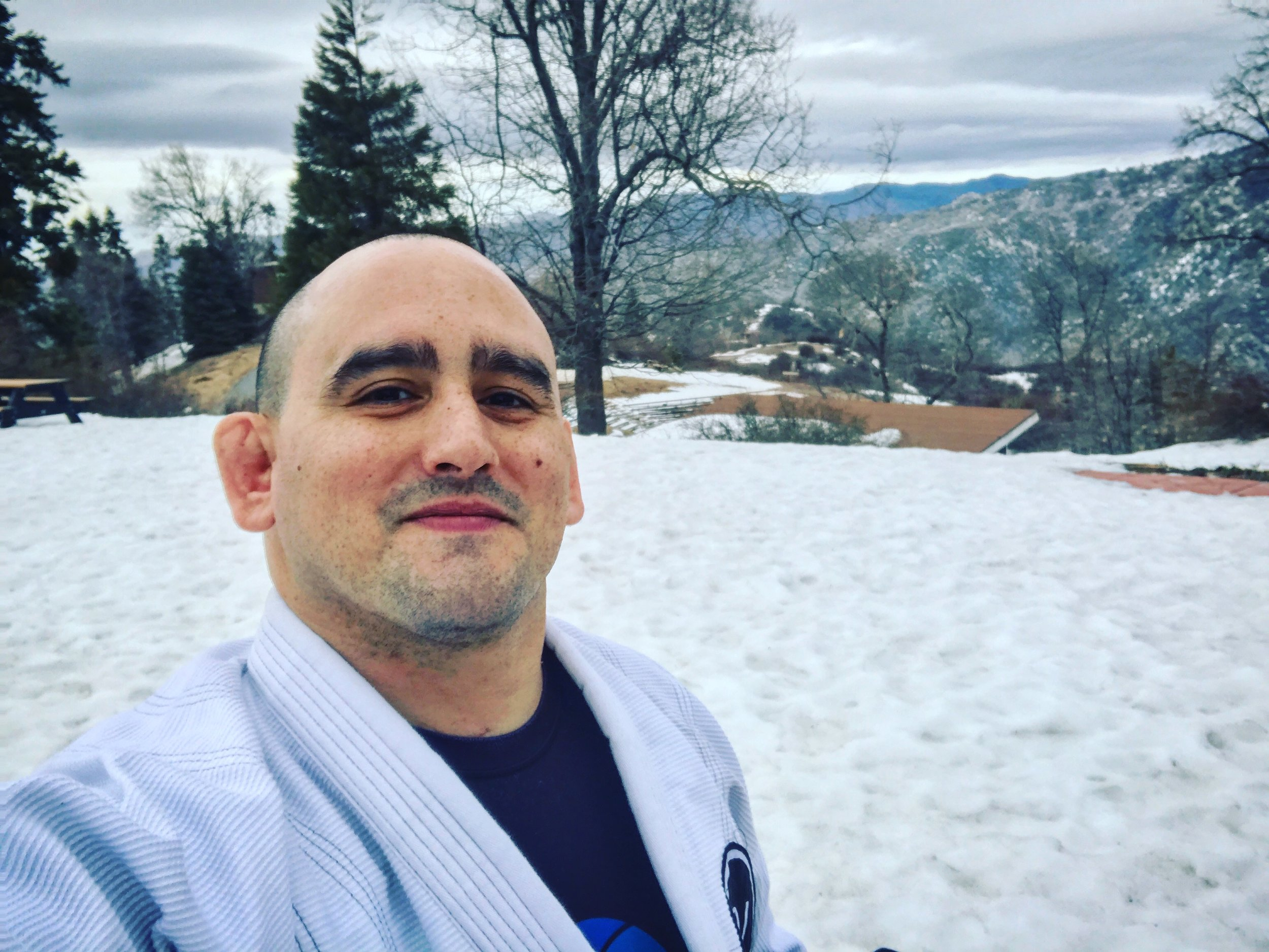 Juan Pablo Garcia Jiu Jitsu Elevation Camp