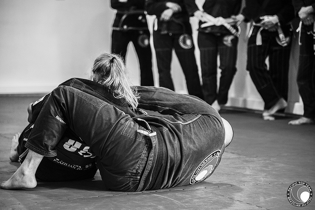 jiu jitsu Leadership seminar in corona