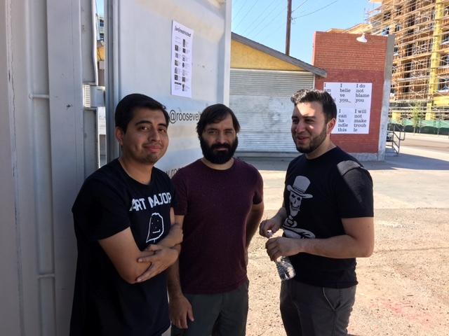 Pedro-with-artists-Rigo-Flores-and-Ramon-Aguirre.JPG