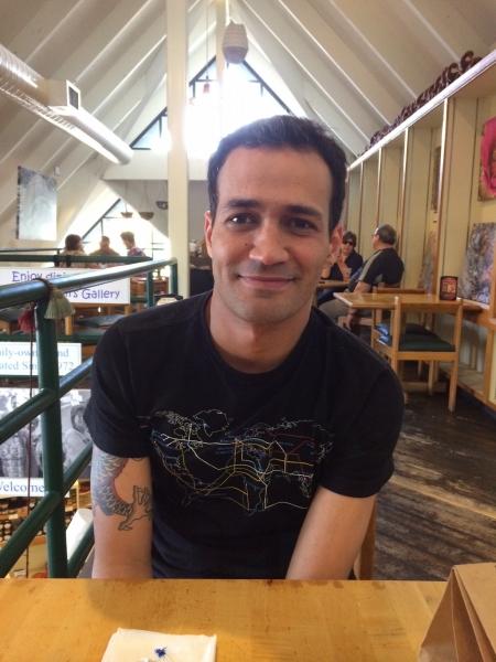 Wanderson Alves, Duck and Decanter, Phoenix  10-13-14