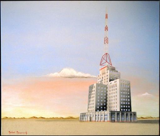 Rafael Navarro (b. Mexico City; lives, works in Phoenix)