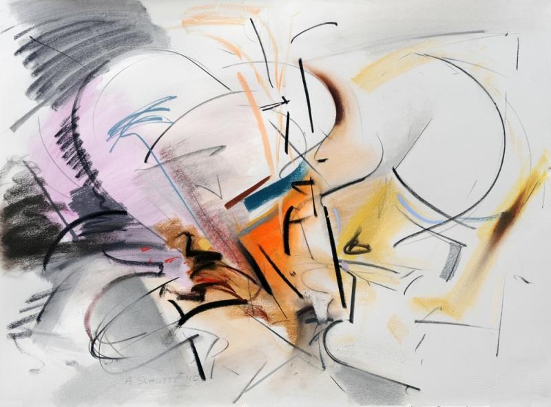 Anne Schutte (lives, works in Tempe)