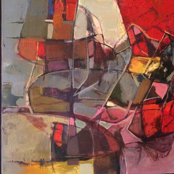 Falah Al Saidi (born Babylon, Iraq; lives, works in Scottsdale)